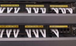 深圳龙华办公室专业网络监控 网络布线施工服务电话