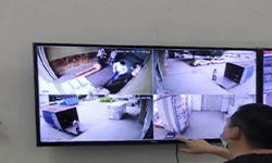 日海智能科技股份有限公司安防监控摄像头安装