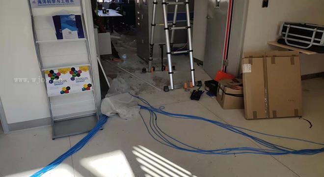 综合布线系统中干线子系统的端接方式 综合布线系统的干线电缆连接方法.jpg