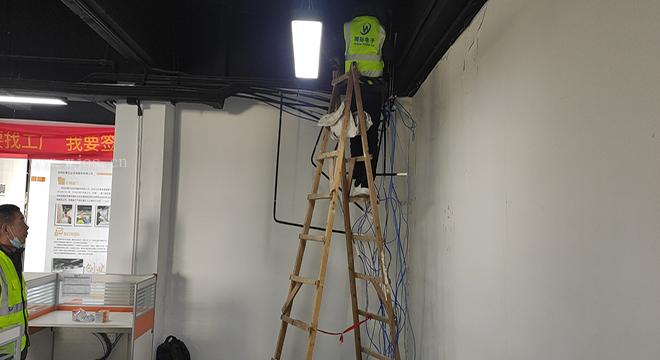 网线与网线对接方法 综合布线智能化弱电工程.jpg